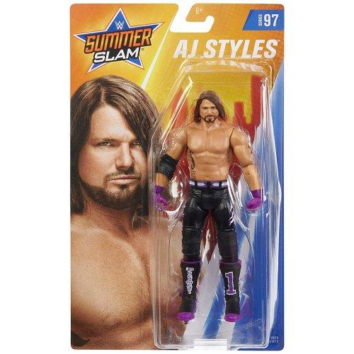 WWE Basic - Series 97 - AJ Styles Figure