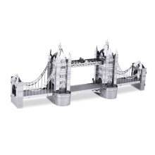 Metal Earth 3d Model Kit - London Tower Bridge