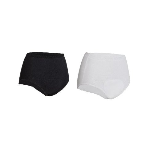Ladies Bariatric Incontinence Pants - 3xl to 5xl womens incontinence underwear - Pack of 3