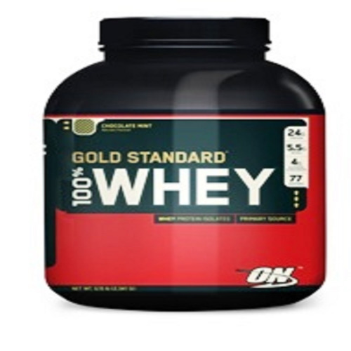 Optimum Nutrition 100% Whey Gold Standard Double Choc 908g