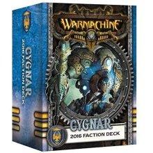 Warmachine Cygnar: Faction Deck (Mk III)