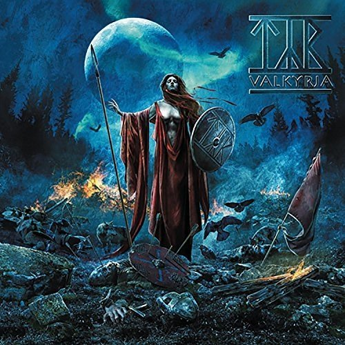 Tyr - Valkyrja [CD]