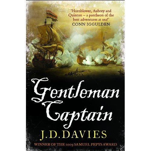 Gentleman Captain (Matthew Quinton Journals 1)