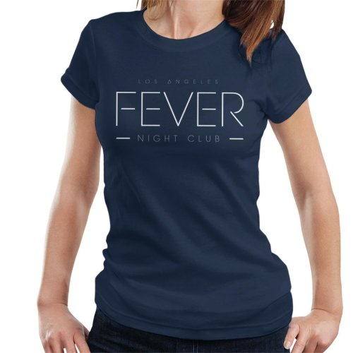 Fever Night Club Los Angeles Collateral Women's T-Shirt