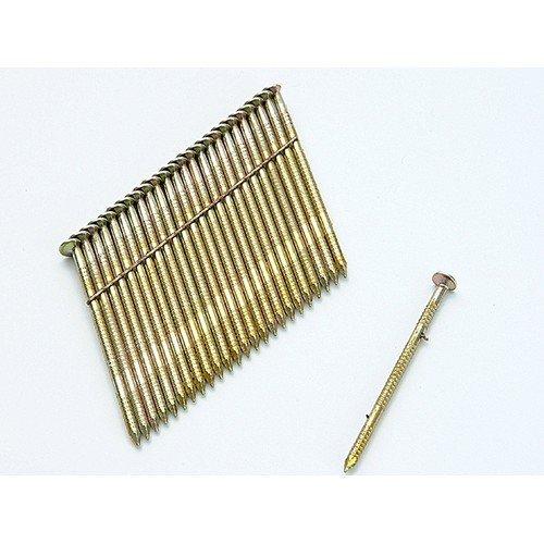 Bostitch S280R65G8 2.8 x 65mm 28 Deg. Stick Nail Ring Shank Galvanised Pack of 2000