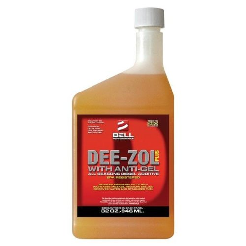 Bell Performance 8270910 32 oz Diesel Fuel Anti-Gel