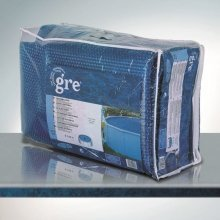 GRE Swimming Pool Cover Oval 915 x 470 cm