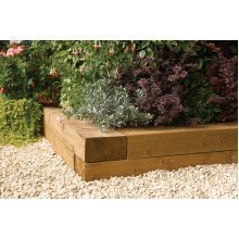 Timber Blocks 0.9m (Pack of 2)
