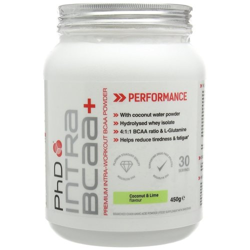 Phd Nutrition Intra Bcaa+ - 450g