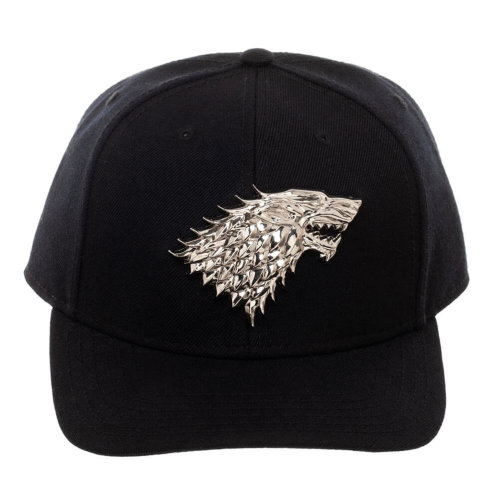 5123122106685 Game of Thrones Stark Sigil Snapback Cap on OnBuy