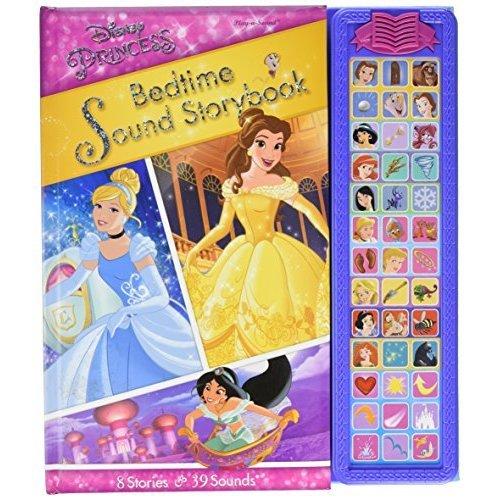 Sound Storybook Treasury (Disney Princess)