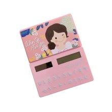Ultra - thin Cute Mini Office Student Portable Calculator/Kids toys,A5