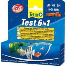 Tetra 6-in-1 Test Strip Water Test Kit