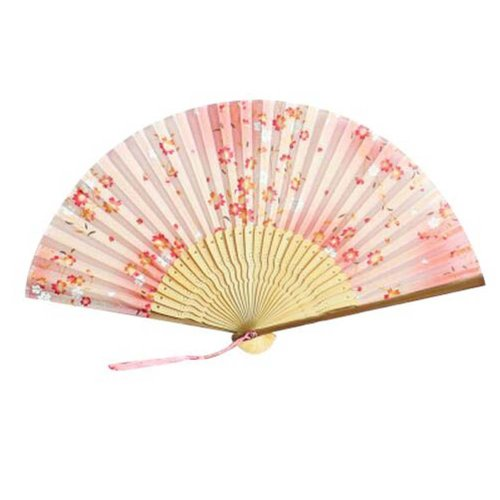 Retro Style Chinese Fan For Women Portable Handheld Fan Fashion Folding Hand Fan