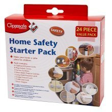 Clippasafe Home Safety Starter Pack (16 Piece)