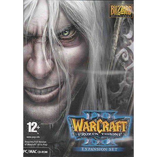 Warcraft III: The Frozen Throne Expansion Pack