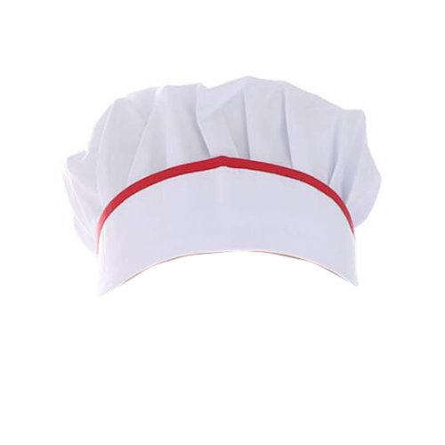 Traditional Chef Hat Suitable for Cooking and Make Cake, Adjustable Size