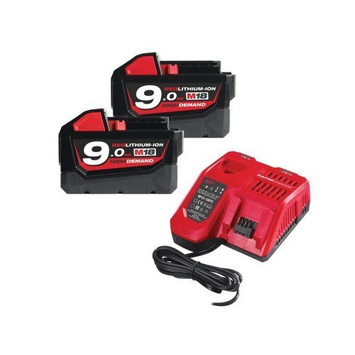 Milwaukee 4933451424 M18NRG-902 Energy Pack 18 Volt 2 x 9.0Ah Li-Ion