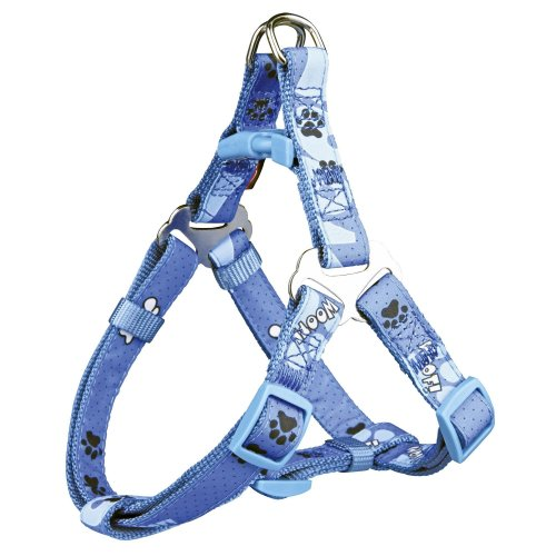 Trixie Modern Art One Touch Dog Harness Woof