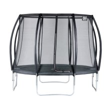 Game On Sport Trampoline with Safety Net Black Line 305 cm 0723087