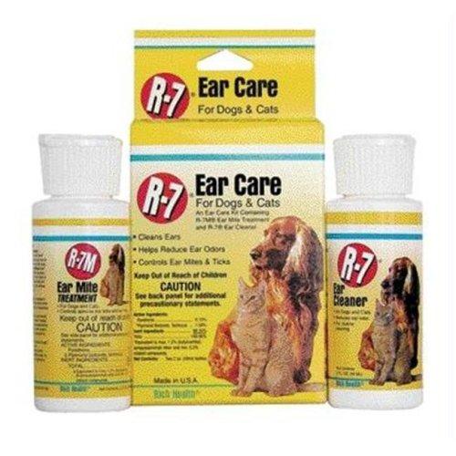Gimborn Pet Specialties - R-7 Ear Care 2 Ounce - 61606