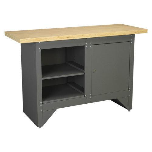 Sealey AP2010 Heavy-Duty Workbench with Cupboard