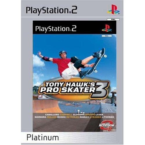 Tony Hawk's Pro Skater 3 Platinum