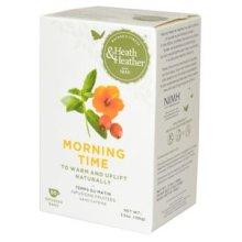 Heath & Heather Morning Time Tea | Herbal Tea Bags