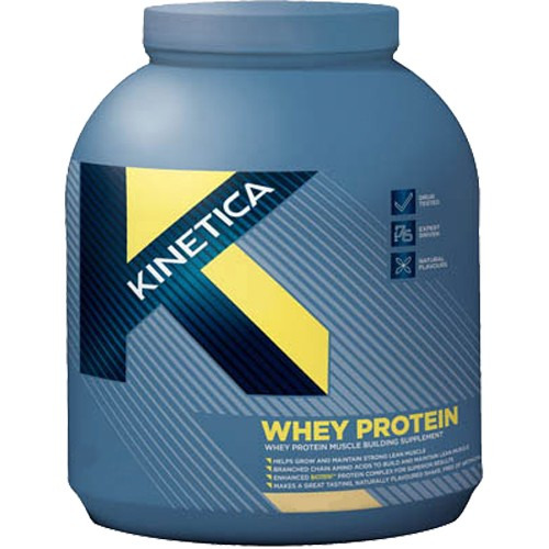Kinetica Whey Protein 2.27kg Chocolate