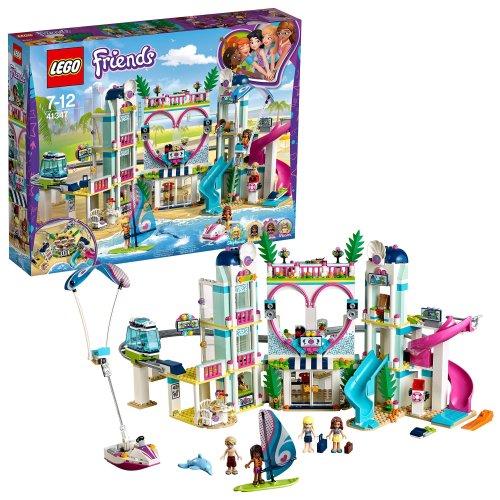 Lego 41347 Friends Heartlake City Resort Playset Stephanie Andrea