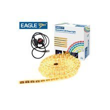 Eagle Static Plug and Play LED Rope Light 9m yellow