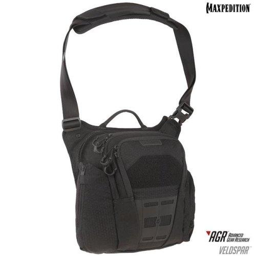 Maxpedition VLDBLK Veldspar Bag, Black