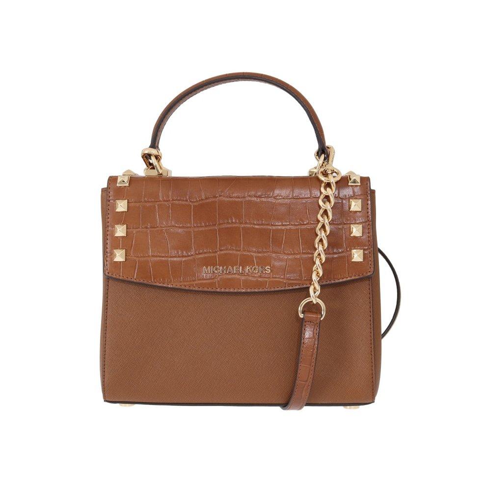 2ede8fd225c635 Michael Kors Handbags Multicolor KARLA Satchel Crossbody Bag on OnBuy