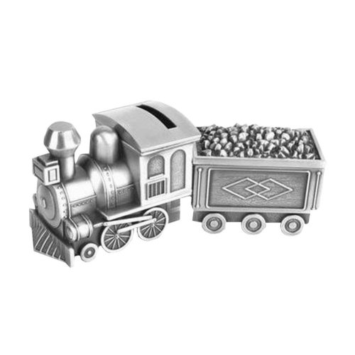 Unique Metal [Train] Money Saving Box & Jewelry Storage Box