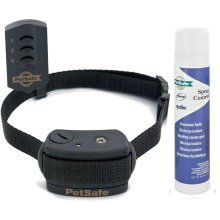 DOG OR PUPPY TRAINING COLLAR NEW WATERPROOF SPRAY UNSCENTED