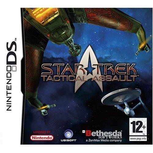 Star Trek: Tactical Assault (Nintendo DS)