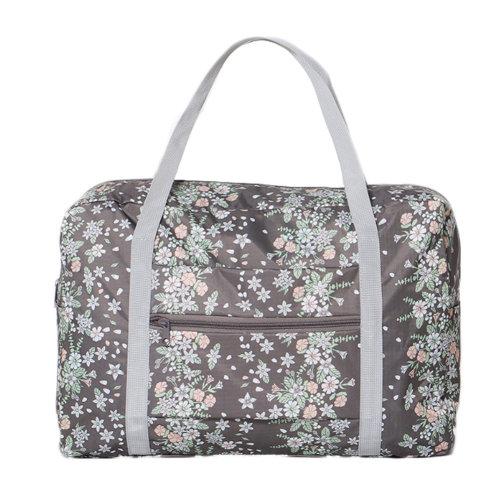 Foldable Travel Bag Lightweight Travel Luggage Bag for Women & Men, K
