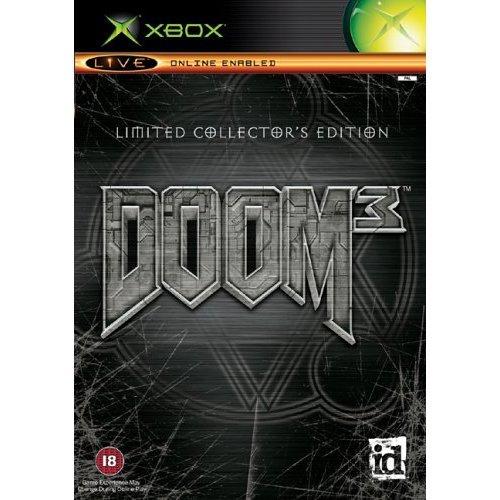 Doom 3 - Doom 3: Limited Collector's Edition (Xbox)