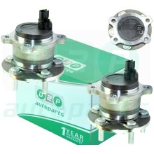 For Clio MK2 1998-2006 Rear Hub Wheel Bearing Kits Pair With Drums