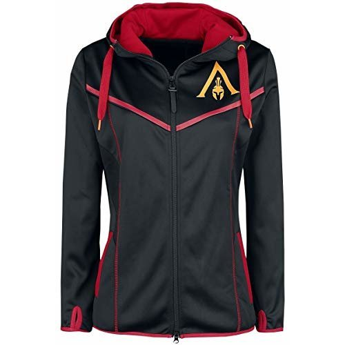 Assassin's Creed Odyssey - Technical Dark Women's Hoodie (L) (New)