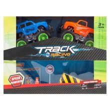 Children's Friction Monster Truck Play Set - BNIB