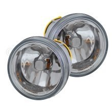 Citroen C3 Mk1 2002-2005 Front Fog Light Lamps 1 Pair O/s & N/s