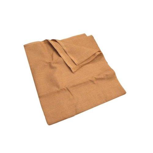 LA Linen 60IN-Burlap-1YardFolded 1 Yard Burlap Fabric, Natural - 60 in.