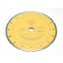 Faithfull Yellow L/W Dia Blade 230Mm X 22Mm m