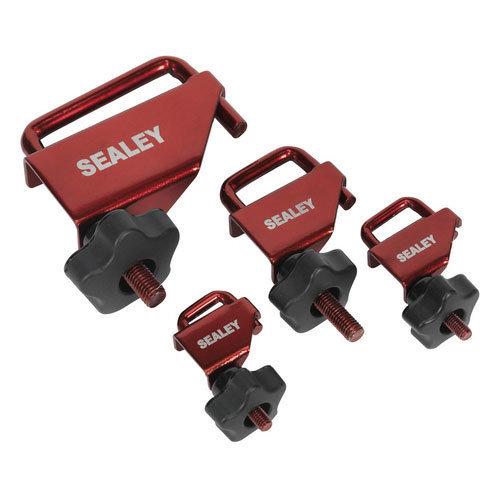 Sealey VS0301 4pc Hose Pinch Tool Set