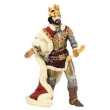 """Papo """"king Ivan"""" Figure (multi-colour) - King Tales Legends Toy New 39047 -  king papo tales legends toy figure new 39047"""