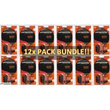 Ping Pong Tactic BUNDLE - Pack of 12x Rackets