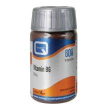 Quest  Vitamin B6 & Parsley Leaf 50mg Tablets 60s