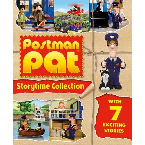 Postman Pat: Storytime Collection (Treasuries 176 Ppat)