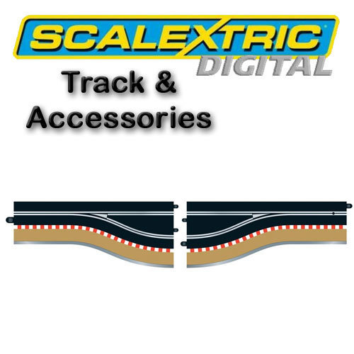 Scalextric Digital - Pit Lane (left hand)